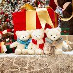 置地廣塲聖誕小熊與北極小熊Spirit of Giving 歡渡佳節亦不忘做善事 分享愛心 支援弱勢社群