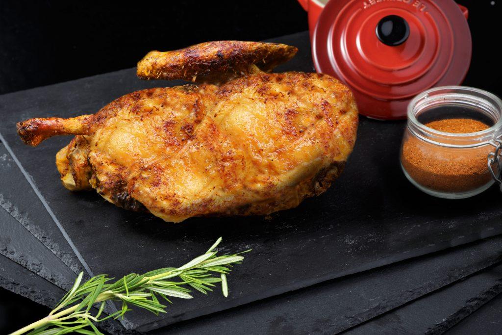 法式聖誕旋轉火雞|La Rotisserie 呈獻法國特色烤肉 以美食迎接聖誕佳節