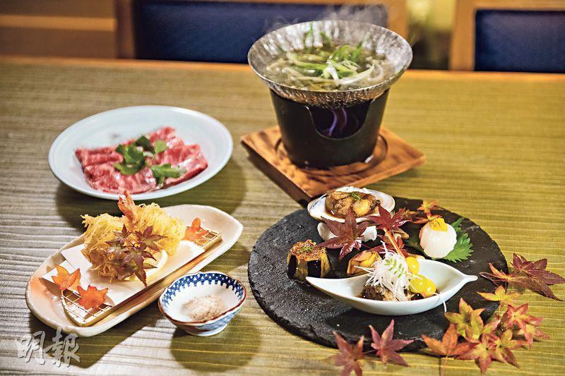 18道菜嘗宮崎和牛、北海道松葉蟹 舌尖遊日本 歎盡時令和食