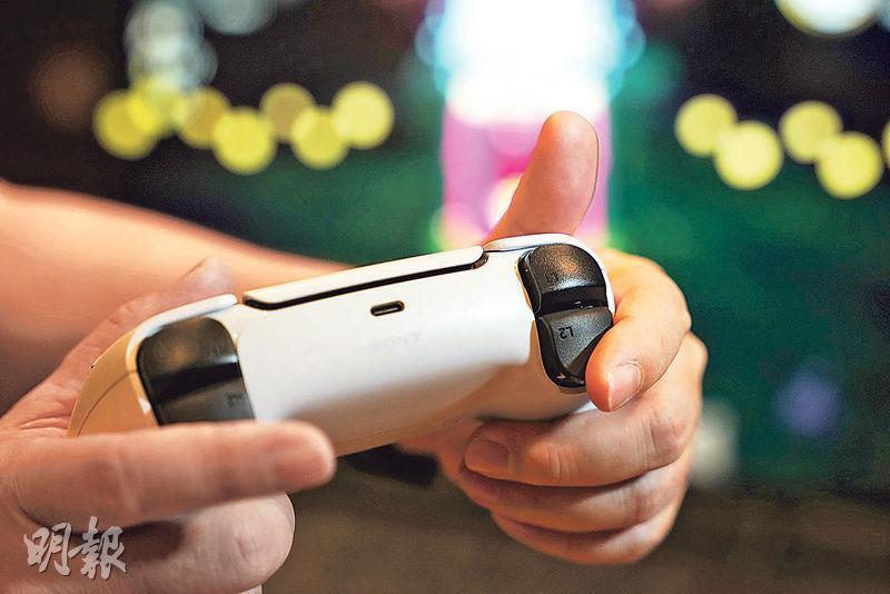 PS5 11.19開賣 記者試玩報告 新手掣改良變化多