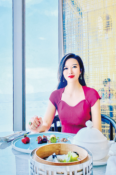 【遊走大灣區】「云璟」美饌粵菜點心 70樓高雲中餐廳 眺深圳灣畔