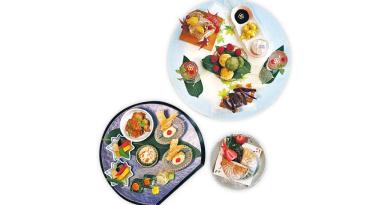 四季菊下午茶丨和風吹送品味時令食材 新鮮香脆鹹甜美點