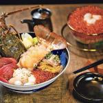 鳥十丨全新日本餐廳又一城開業 三文魚子爆丼鹹香四溢