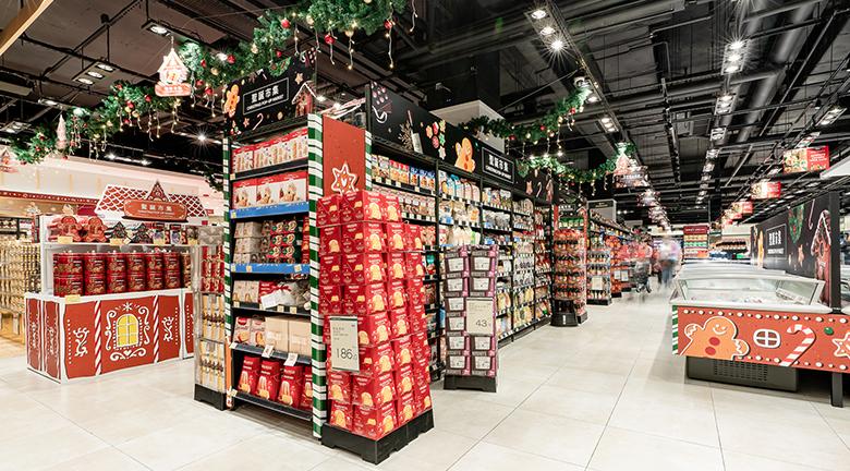 奧海城Market Place by Jasons辦「聖誕市集」 IKEA設「宜家歡聚冬日選」期間限定店