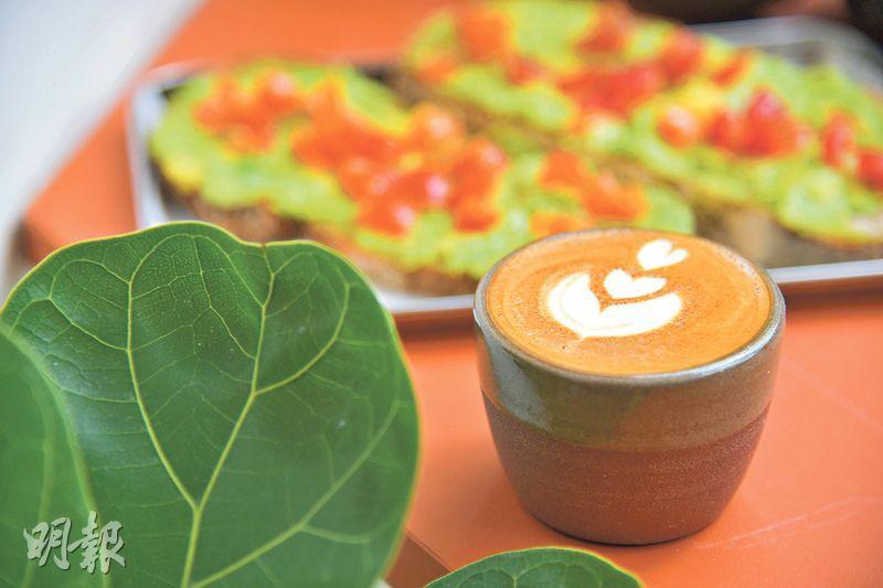 舌尖去旅行丨走訪西環cafe 味遊烏魯魯 嘆正宗Australian coffee