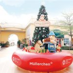 香港黃金海岸xMullerchen 小木像木木歐陸聖誕小鎮