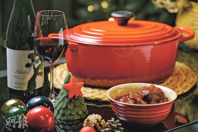 聖誕寫意食譜 Son姐教煮聖誕大餐 炮製酒店級紅酒燴牛尾 居家安心迎聖誕