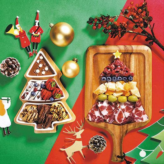 疫下聖誕丨 超市、網店搜羅應節食材 火雞、煙熏火腿、三文魚 一應俱全