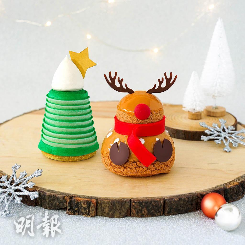 聖誕限定丨留家慶祝不一樣聖誕 6間外賣蛋糕甜點 甜蜜依舊