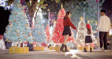 利園聖誕樹林大道 讓愛及希望延至每個角落