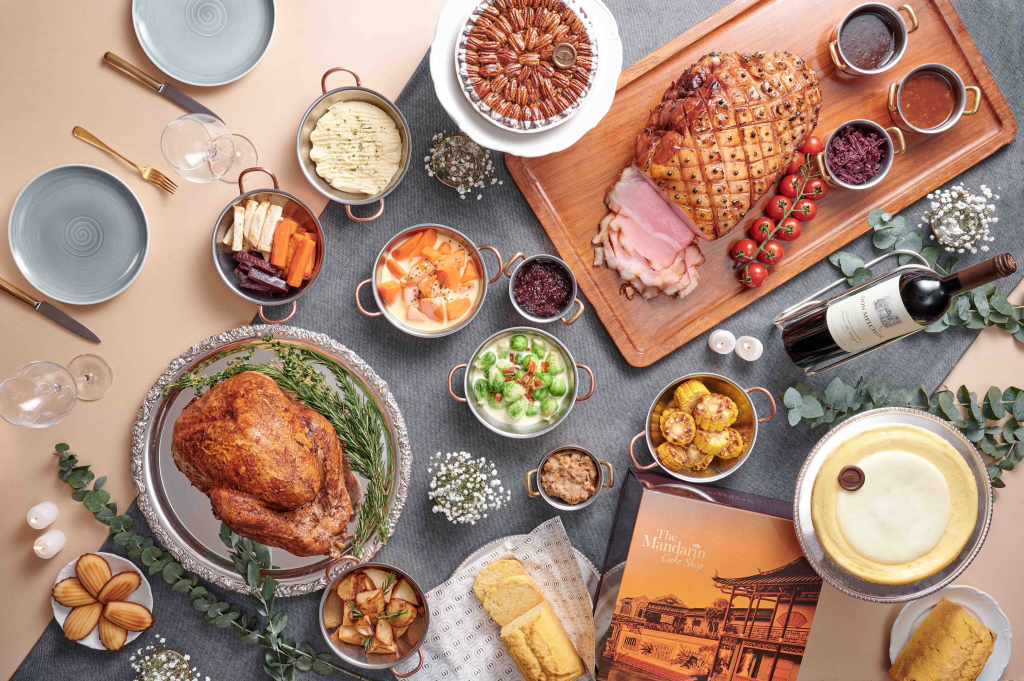 置地廣塲聖誕聯乘美食 冬季限定特色餐飲進駐 多款美食選擇 共你盡享嘴饞幸福時光