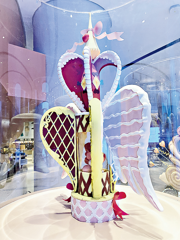 【遊走大灣區】ANGSI昂司 中國最大蛋糕店 奇幻精緻「城堡」坐鎮 夢幻打卡聖地 有顏有料