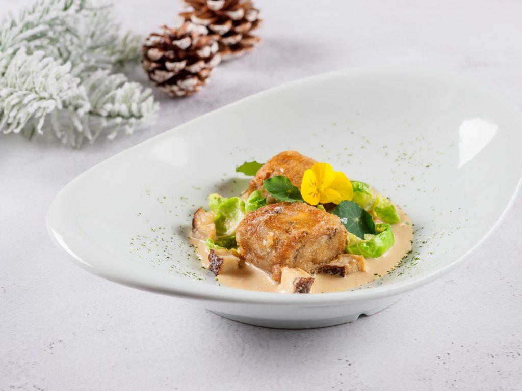 冬至美食 李好純「與你過冬」純素盛宴 吃盡冬季時令健康食材 共你暖笠笠過冬