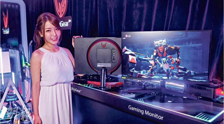 電競芒丨LG新Mon 刷新率高 支援HDR 10 最平二千有找 CP值高 打機、睇片恩物