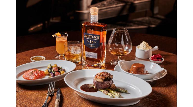 Mortlach X Grand Hyatt Steakhouse|冬季限定「Meats with the Beast」嚐味菜單 探索蘇格蘭最鮮為人知的秘味
