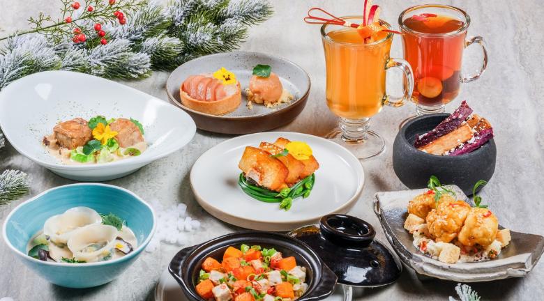 冬至美食|李好純「與你過冬」純素盛宴 吃盡冬季時令健康食材 共你暖笠笠過冬