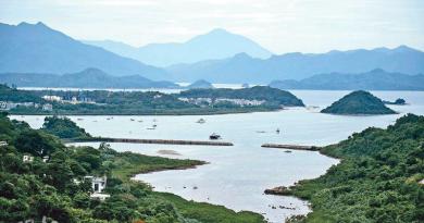 西貢自駕遊丨水浪窩觀星台打卡 搭船「過海」享高球樂 漫步遊走大自然