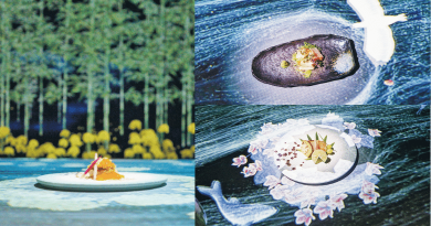 【遊走大灣區】4D感官享受B.Park綻放花園 x teamLab頂級美食饗宴 融合花舞藝術入饌 匠心打造用餐美學體驗