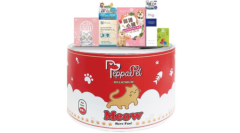寵物藥妝推「寵營寵愛禮盒」