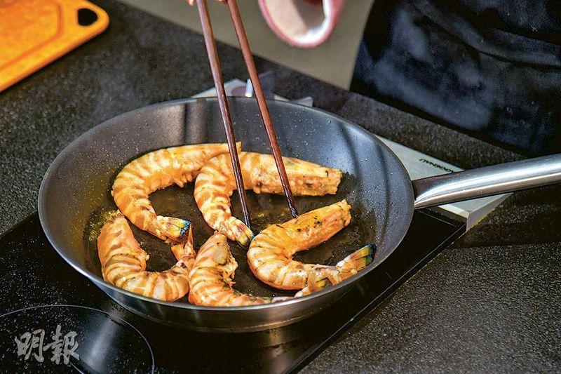 【2021農曆新年】Son姐教煮賀年菜 燜豬手 煎蝦碌 扣鮑魚 盆滿鉢滿