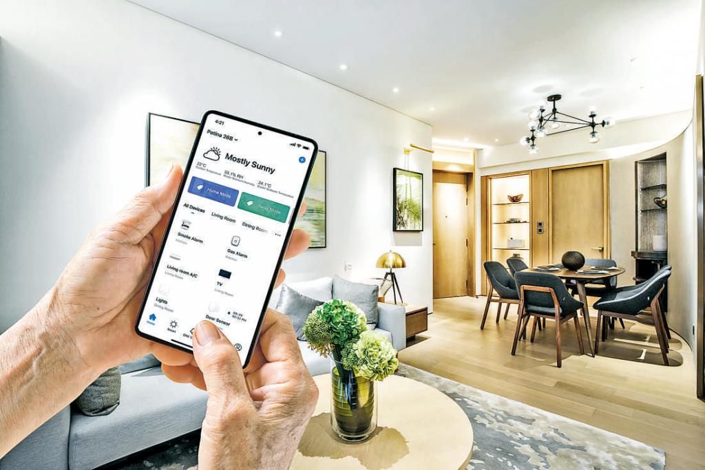 安老服務 長者服務式住宅「蔚盈軒」引入智能科技 讓長者居家安老