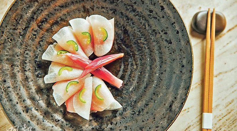 酒店新開日式fusion菜 傳統醃漬創新配搭