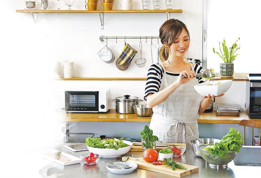 妙配食材解決自煮疲勞 營養師教你7招有營Tips