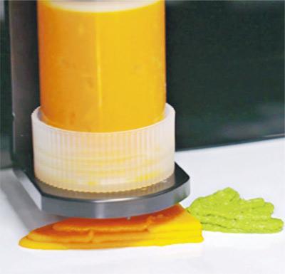 酵素3D打印軟餐 長者歲晚新年食得開懷