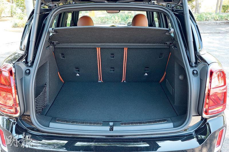 MINI SUV小改款 型格實用兼備 一睇尾燈即分新舊版