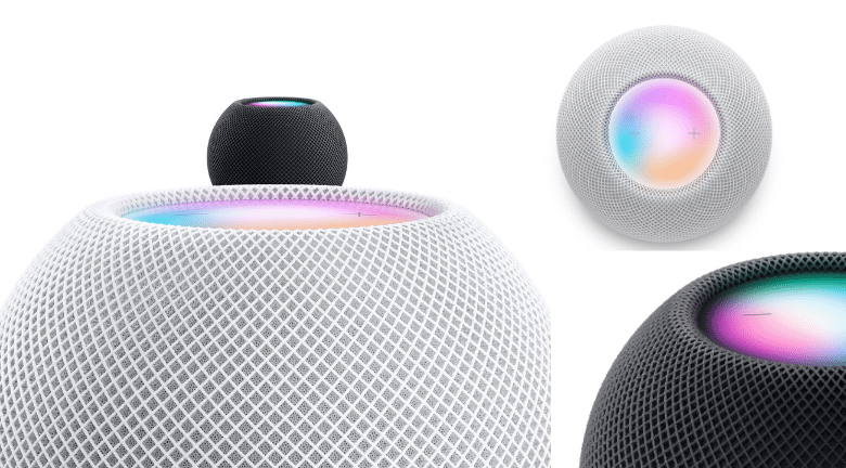 果迷必買!Apple HomePod mini低音王 秒變家庭影院立體聲音響系統、智能管家