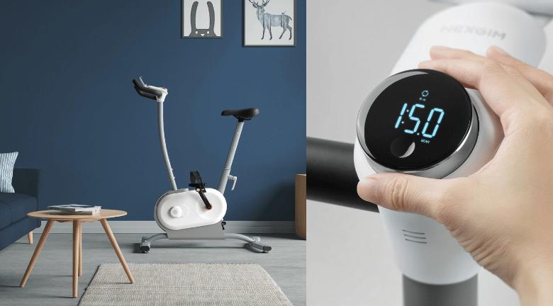 居家運動丨慳位智能健身單車 提供實時運動數據 全天候「鬥車」