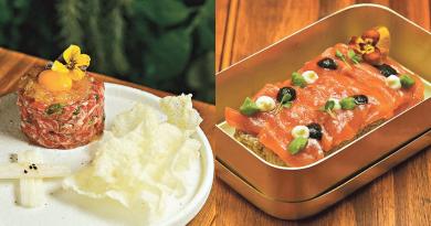 舌尖去旅行丨韓式居酒屋進駐蘇豪 歎經典平民菜 必食三文魚午餐便當、生拌安格斯和牛