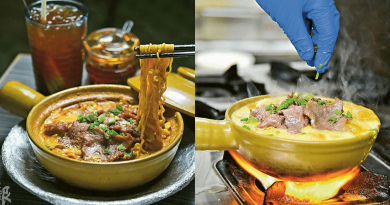 必食!慈雲山人氣沙嗲牛肉煲仔麵 日賣逾200煲 冶味湯底極邪惡