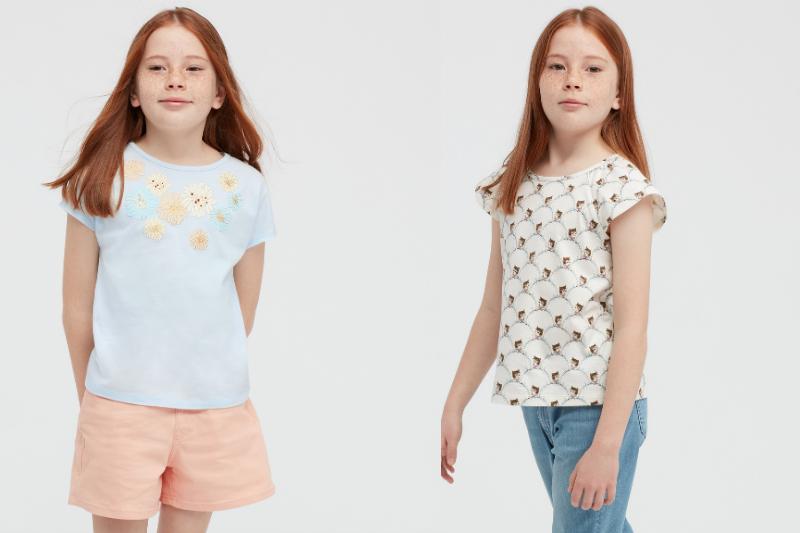3.26開售全新Uniqlo x Paul & Joe T恤聯乘系列!可愛貓咪 x 經典花漾春日主題 新設女童、嬰幼兒款式