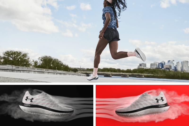 Under Armour三年磨一鞋 全新Flow Velociti Wind跑鞋登場 無橡膠外底設計 追求更輕更快