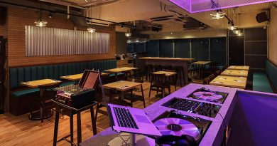 The Musicbox Grill House & Bar 美食音樂會友