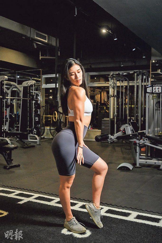 Let's GYM!健身女孩操肌遠離寒背圓肩 物理治療師教路4招塑造曲線美態