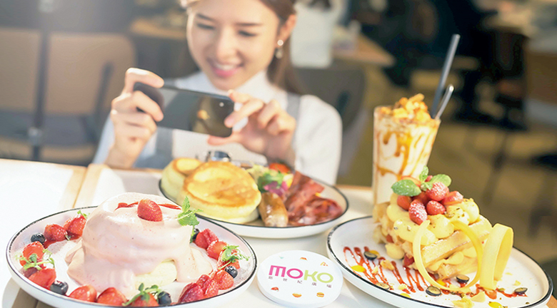MOKO新世紀廣場 送上「旺角Dining Delights」