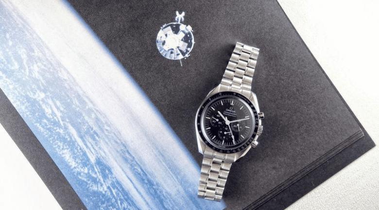 Moonwatch|復刻第4代月球表 經典味濃