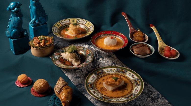 【米芝蓮餐廳】逸東軒米芝蓮星級盛宴 8道招牌菜限時登場