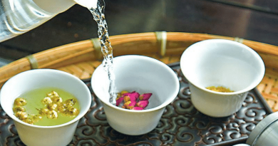 花茶用60至90℃水冲泡最好!營養師教你飲 抗氧化又養生