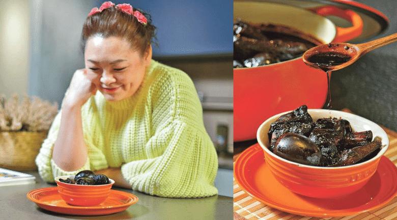 Son姐教煮秘製豬腳薑 一煲搞掂零難度 點解加鹹蛋?