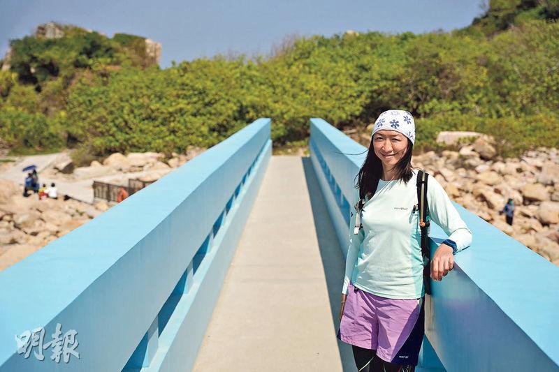 周末好去處丨由市區走入石澳 遊盡藍色情人橋、大浪灣石刻 打卡一流