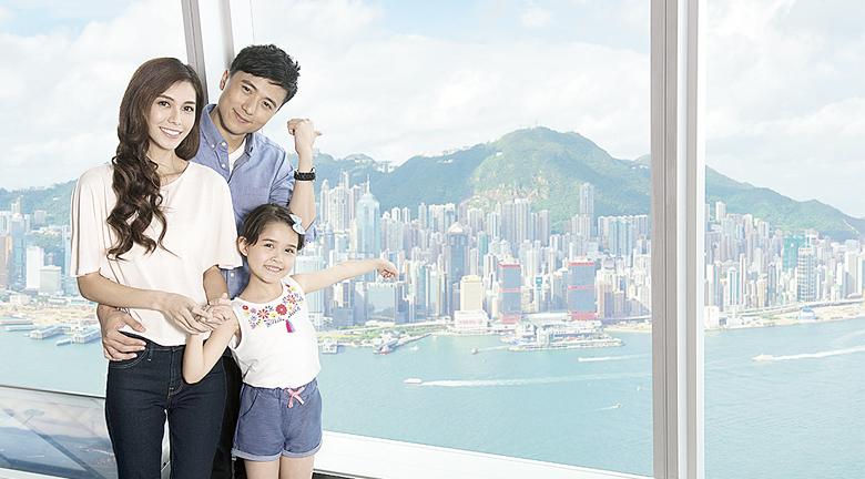 天際100香港觀景台10周年 推港人專享加大碼生日優惠