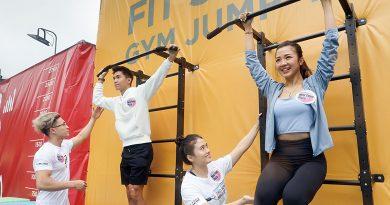 新城市廣場Sportzone躍動悠園 星級導師訓練班開催