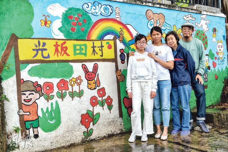 漫步灣仔街頭壁畫逐張睇 了解什麼是街頭壁畫(murals)?什麼是塗鴉(graffiti)?