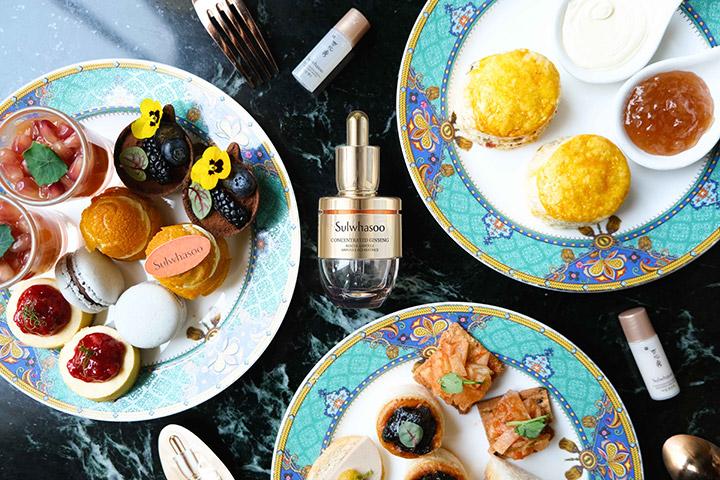 【雪花秀 X Madame Fù】呈獻「Best of Me」下午茶 韓國當季優質食材入饌 感受由內而外美的真諦