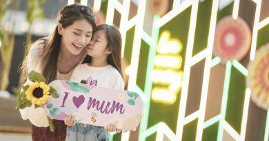 2021母親節 |向最愛的媽媽致敬 新都會廣場 期間限定 IGable 520窩心活動