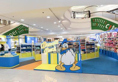 時代廣場「唐老鴨期間限定店」 獨家售逾80款主題精品