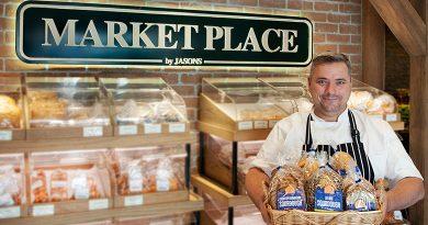 麵包品牌Bread Pantry 進駐Market Place by Jasons